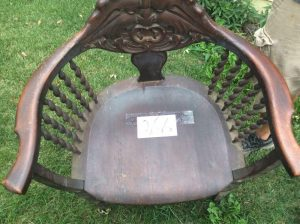Chair | Hudson Household Online Auction