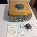 Turntable Thunderbird | Hudson Household Online Auction