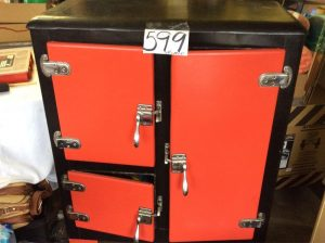Metal Cabinet | Hudson Household Online Auction
