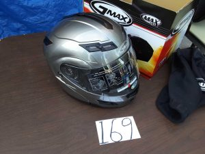 Gmax bike helmet | Hudson Tool, Auto, Outdoor Online Auction