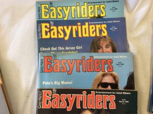 Easyriders magazine | Hudson Tool, Auto, Outdoor Online Auction