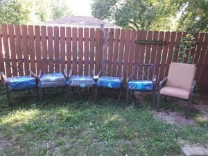 Outdoor Chairs | Hudson Tool, Auto, Outdoor Online Auction
